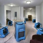 Cleaning Services-Flood water restoration