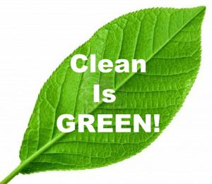 Clean is Green